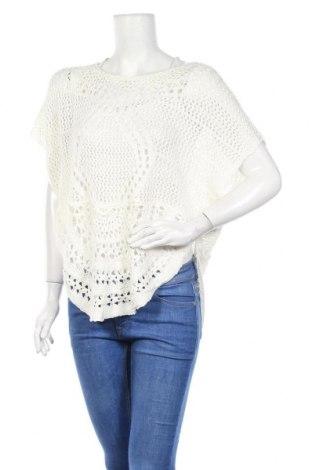 Γυναικείο πουλόβερ Lee Cooper, Μέγεθος L, Χρώμα Λευκό, Ακρυλικό, Τιμή 27,28€