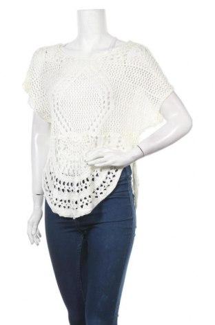 Дамски пуловер Lee Cooper, Размер XS, Цвят Бял, Акрил, Цена 20,16лв.
