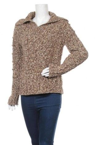 Дамски пуловер Liz Claiborne, Размер XL, Цвят Многоцветен, 59% памук, 41% акрил, Цена 17,64лв.
