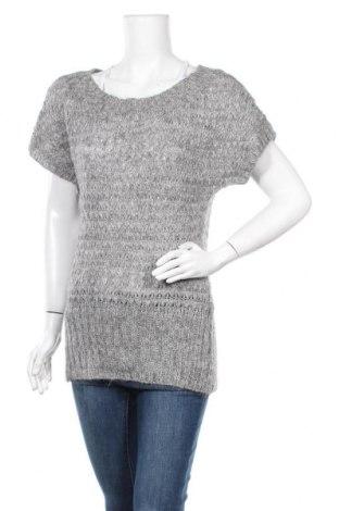Дамски пуловер Loft By Ann Taylor, Размер M, Цвят Сив, 52% вълна от алпака, 48% акрил, Цена 49,56лв.
