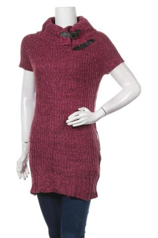 Γυναικείο πουλόβερ Love Change, Μέγεθος L, Χρώμα Ρόζ , Ακρυλικό, Τιμή 17,90€