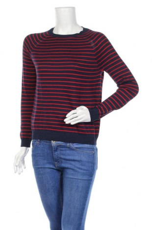 Γυναικείο πουλόβερ Mango, Μέγεθος S, Χρώμα Μπλέ, 60% βαμβάκι, 30% πολυεστέρας, 10% βισκόζη, Τιμή 11,14€