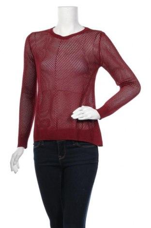 Дамски пуловер Mango, Размер M, Цвят Червен, Цена 9,20лв.