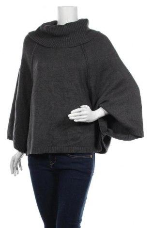 Γυναικείο πουλόβερ Manoukian, Μέγεθος XS, Χρώμα Γκρί, 60% βαμβάκι, 30% πολυαμίδη, 10% μαλλί, Τιμή 20,98€