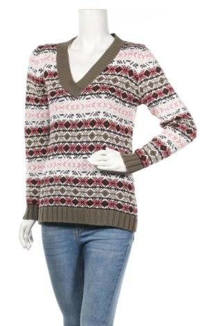 Дамски пуловер Michele Boyard, Размер M, Цвят Многоцветен, 50% полиакрил, 50% памук, Цена 15,12лв.