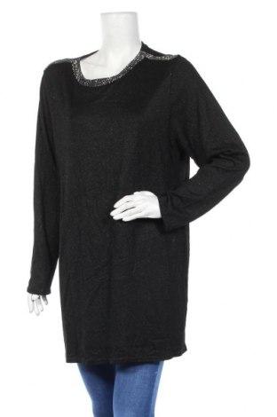 Дамски пуловер Millers, Размер XL, Цвят Черен, 80% вискоза, 20% метални нишки, Цена 27,30лв.