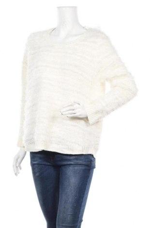 Дамски пуловер Millers, Размер S, Цвят Бял, 70% акрил, 30% полиестер, Цена 9,24лв.