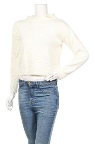Дамски пуловер Miss Valley, Размер M, Цвят Бял, 80% полиамид, 20% акрил, Цена 10,08лв.
