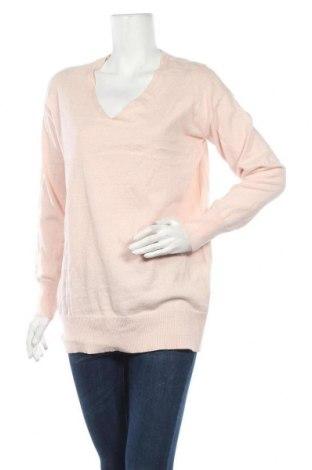 Γυναικείο πουλόβερ Mix, Μέγεθος M, Χρώμα Ρόζ , Βαμβάκι, Τιμή 17,28€