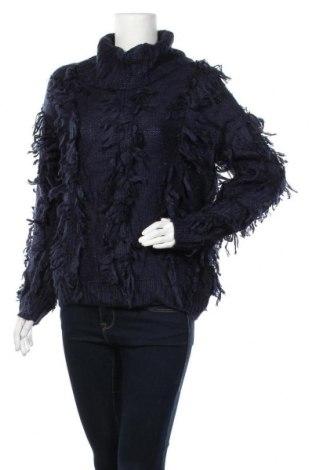 Γυναικείο πουλόβερ Molly Bracken, Μέγεθος S, Χρώμα Μπλέ, Ακρυλικό, Τιμή 12,96€