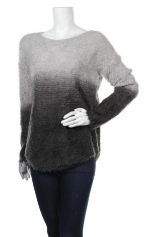 Дамски пуловер Monoreno, Размер M, Цвят Сив, Полиамид, Цена 13,13лв.