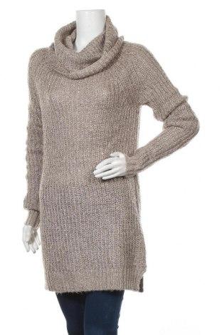 Дамски пуловер Mossimo, Размер S, Цвят Бежов, 64% полиестер, 36% акрил, Цена 15,02лв.