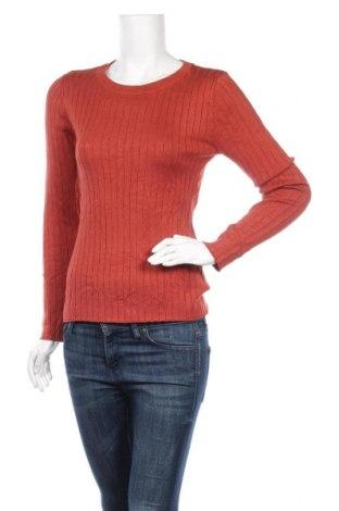 Дамски пуловер No Boundaries, Размер M, Цвят Червен, Цена 23,94лв.