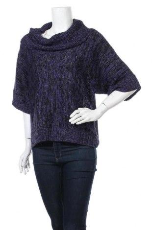 Дамски пуловер Notations, Размер XL, Цвят Многоцветен, 94% акрил, 6% метални нишки, Цена 4,83лв.