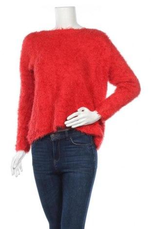 Дамски пуловер ONLY, Размер M, Цвят Червен, Цена 11,81лв.