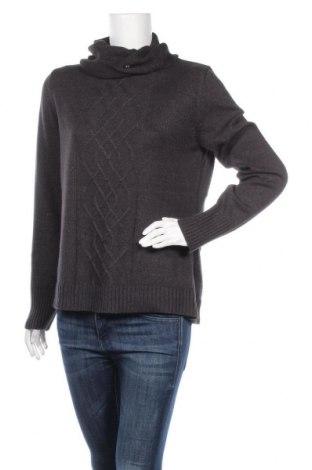 Γυναικείο πουλόβερ Olsen, Μέγεθος M, Χρώμα Γκρί, 60% βαμβάκι, 40% πολυακρυλικό, Τιμή 14,62€