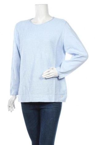 Γυναικείο πουλόβερ Olsen, Μέγεθος XL, Χρώμα Μπλέ, Βαμβάκι, Τιμή 13,45€