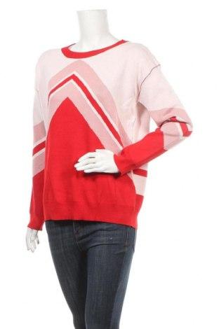 Дамски пуловер Paper Heart, Размер L, Цвят Многоцветен, Полиестер, вискоза, Цена 15,02лв.
