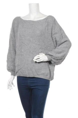 Дамски пуловер Pretty Little Thing, Размер M, Цвят Сив, Акрил, Цена 11,34лв.