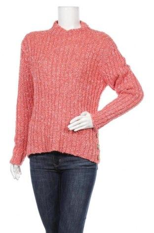Γυναικείο πουλόβερ R.Leezio, Μέγεθος M, Χρώμα Ρόζ , 40% βισκόζη, 50% μοχαίρ, 10% ελαστάνη, Τιμή 5,46€