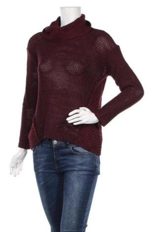 Γυναικείο πουλόβερ Rd style, Μέγεθος S, Χρώμα Κόκκινο, 95%ακρυλικό, 5% βαμβάκι, Τιμή 5,46€