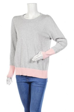 Γυναικείο πουλόβερ Regatta, Μέγεθος L, Χρώμα Γκρί, Βαμβάκι, Τιμή 12,96€