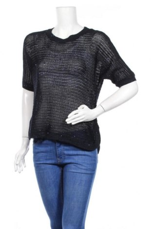 Дамски пуловер Regatta, Размер M, Цвят Син, 63% полиестер, 37% памук, Цена 26,88лв.