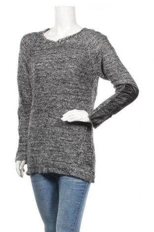 Дамски пуловер Reitmans, Размер M, Цвят Сив, Акрил, Цена 9,56лв.