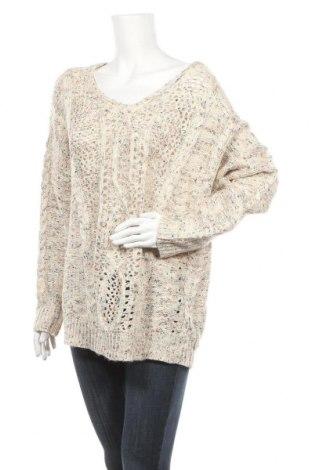 Дамски пуловер Rivers, Размер XL, Цвят Многоцветен, 92% акрил, 6% полиамид, 2% метални нишки, Цена 16,75лв.