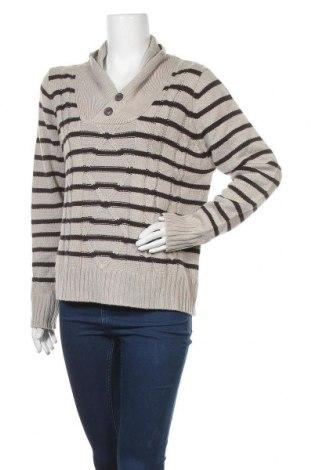 Дамски пуловер Rivers, Размер XL, Цвят Сив, Акрил, Цена 28,93лв.