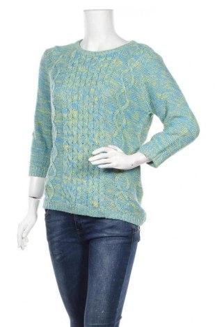 Дамски пуловер Rockmans, Размер S, Цвят Многоцветен, 100% акрил, Цена 14,18лв.