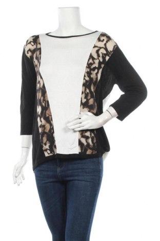 Γυναικείο πουλόβερ Rockmans, Μέγεθος M, Χρώμα Πολύχρωμο, Ακρυλικό, βισκόζη, Τιμή 5,46€