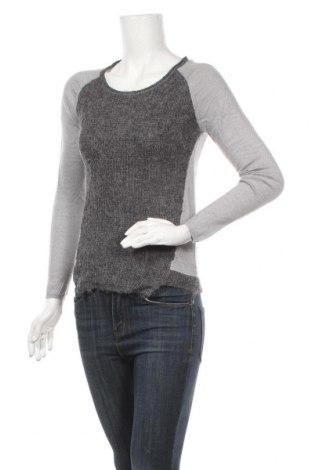 Γυναικείο πουλόβερ Rodier, Μέγεθος S, Χρώμα Γκρί, 84% μαλλί, 12% πολυαμίδη, 4% μαλλί από αλπακά, Τιμή 22,15€