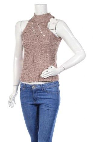 Дамски пуловер Rosebullet, Размер S, Цвят Пепел от рози, Акрил, Цена 10,66лв.