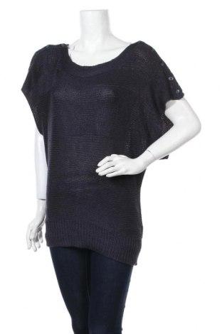 Дамски пуловер Rw & Co., Размер S, Цвят Син, 73% акрил, 27% полиамид, Цена 6,04лв.
