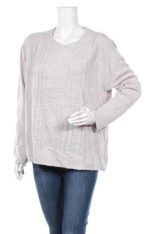 Дамски пуловер Savannah, Размер XL, Цвят Сив, Акрил, Цена 9,56лв.