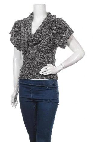 Γυναικείο πουλόβερ Say What, Μέγεθος S, Χρώμα Γκρί, Ακρυλικό, Τιμή 12,96€