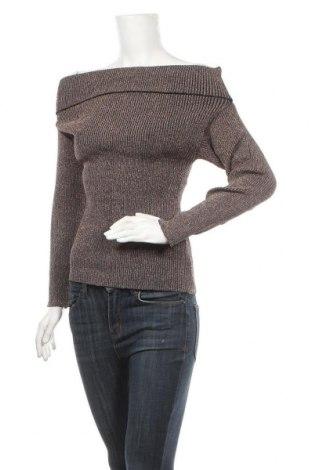 Дамски пуловер Seed, Размер L, Цвят Златист, 52% вискоза, 28% полиамид, 20% полиестер, Цена 24,10лв.
