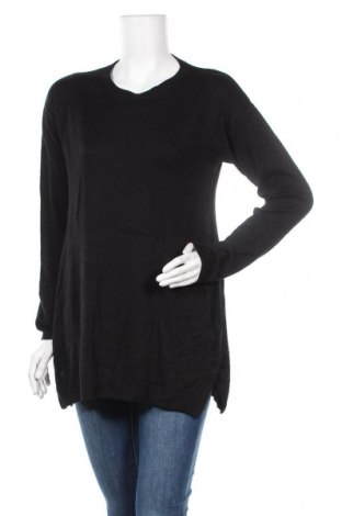 Дамски пуловер Serra, Размер S, Цвят Черен, Вискоза, полиамид, памук, вълна, Цена 17,85лв.