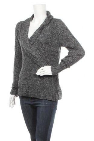 Дамски пуловер Sonoma, Размер M, Цвят Сив, Акрил, Цена 9,92лв.