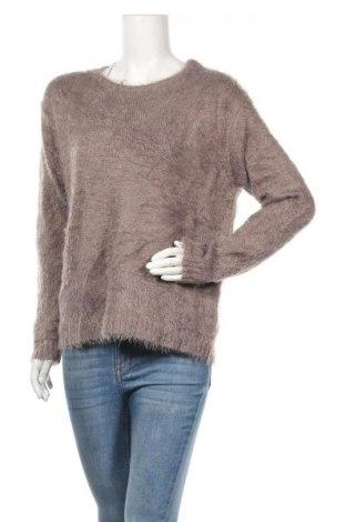 Γυναικείο πουλόβερ Soya Concept, Μέγεθος L, Χρώμα  Μπέζ, 80%ακρυλικό, 20% πολυεστέρας, Τιμή 9,29€