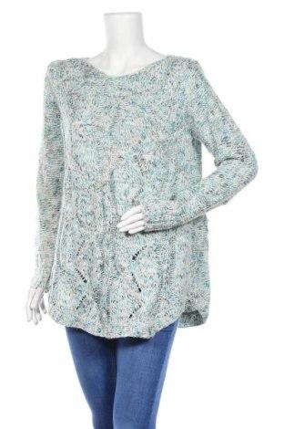 Γυναικείο πουλόβερ St. John's Bay, Μέγεθος L, Χρώμα Μπλέ, 82%ακρυλικό, 15% πολυαμίδη, 3% άλλα νήματα, Τιμή 18,19€