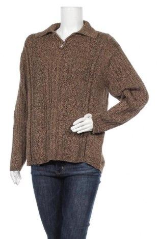Γυναικείο πουλόβερ Stuts, Μέγεθος XL, Χρώμα  Μπέζ, Βαμβάκι, Τιμή 14,19€