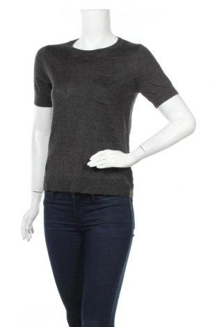 Дамски пуловер Sussan, Размер XS, Цвят Сив, 70% акрил, 30% вълна, Цена 25,94лв.