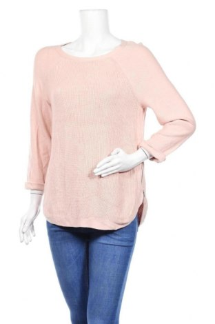 Γυναικείο πουλόβερ Sussan, Μέγεθος S, Χρώμα Ρόζ , Βαμβάκι, Τιμή 17,28€
