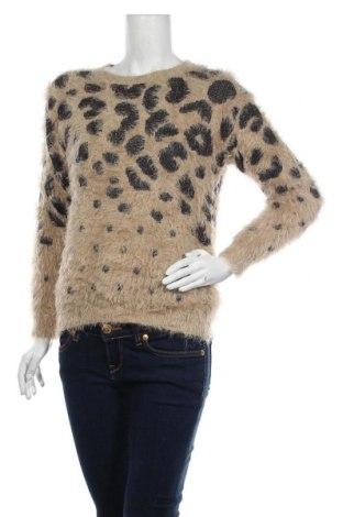 Дамски пуловер Suzanne Grae, Размер S, Цвят Бежов, Полиамид, акрил, Цена 18,27лв.