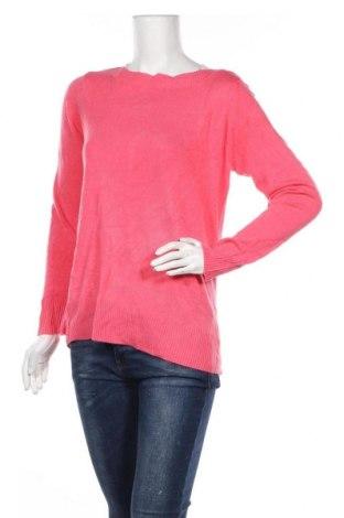 Γυναικείο πουλόβερ Suzanne Grae, Μέγεθος M, Χρώμα Ρόζ , Ακρυλικό, Τιμή 30,23€