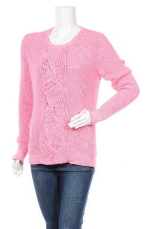 Γυναικείο πουλόβερ Talbots, Μέγεθος M, Χρώμα Ρόζ , 60% βαμβάκι, 30% πολυεστέρας, 10% μοντάλ, Τιμή 12,67€
