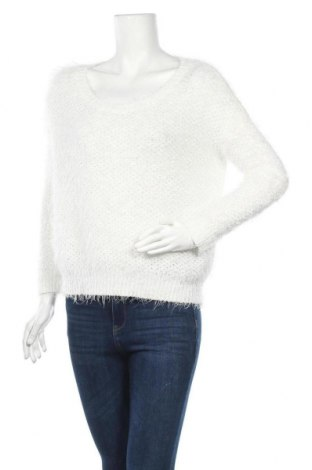 Дамски пуловер Tally Weijl, Размер S, Цвят Бял, Цена 12,60лв.