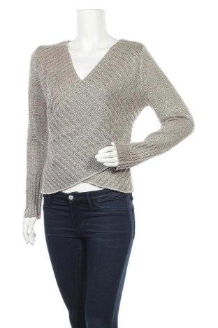 Дамски пуловер Target, Размер L, Цвят Бежов, Акрил, полиестер, Цена 9,56лв.